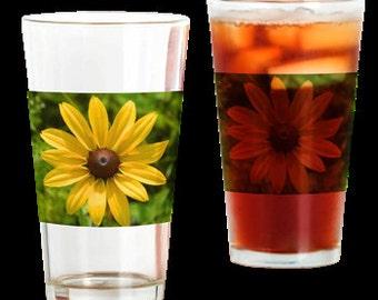 Golden Drinking Glass