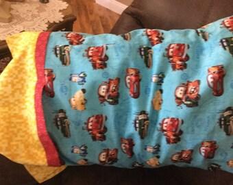 Cars, Radiator Springs Pillowcase