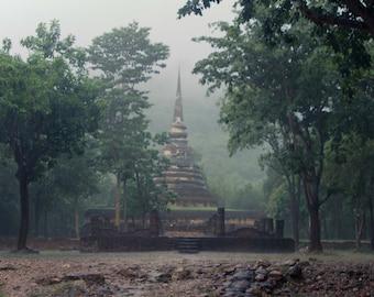 Serene Temple