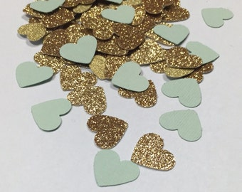 Heart Confetti  Party, Decorations , Kids Party, Wedding Decor, Bridal Shower Confetti, Baby shower, Confetti