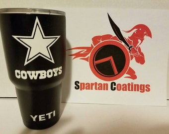 Dallas cowboys yeti