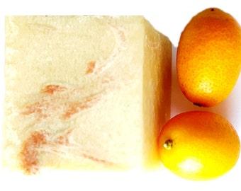 Kumquat Handcrafted Soap