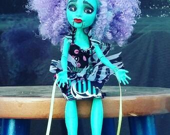Cut Ties Custom Doll