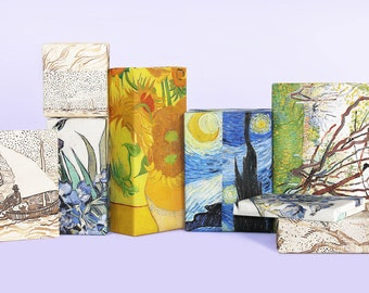 Vincent van Gogh Wrapping Paper