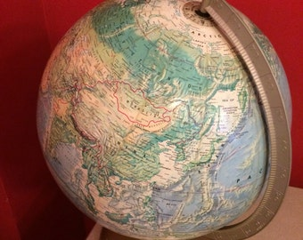 3-d World Globe