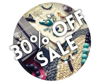 SALE ~ 30% off with coupon code OPENINGCOUPON1