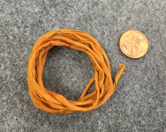 Hand-Dyed Silk 2mm Cord #9
