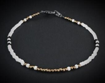 Delicate Minimalist Bracelet - Sky Edition