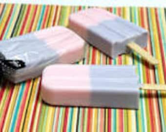 Soap Popsicles