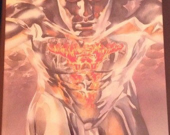 Marvels # 3 Silver Surfer  N/M 9.8 Priced to Sell