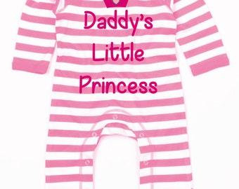 Princess Baby Grow