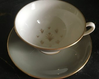 Lenox Glendale Teacup and Saucer