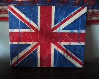 British Flag Canvas