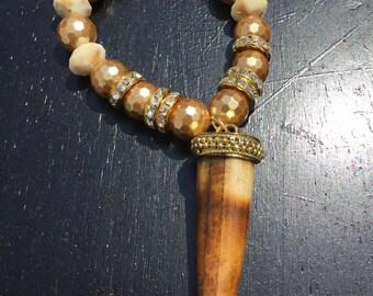 Gold and Bone