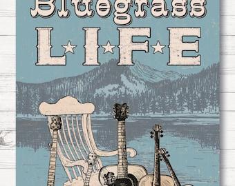 Bluegrass, Bluegrass Life, Bluegrass Music,