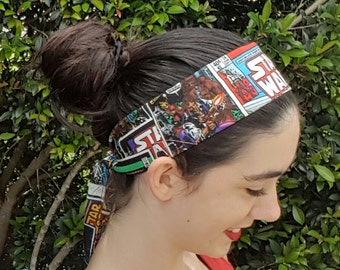 Headband Hair Wraps