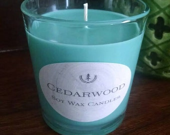 Mistletoe Soy Wax Candle 11oz