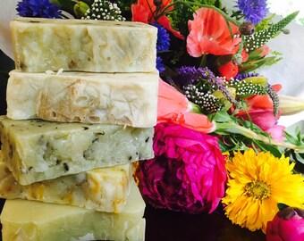 Soap Bar Combination of 2, Organic