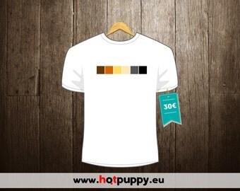 "T-Shirt ""Bear Squares"""