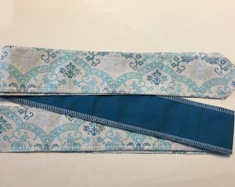 Blue Wrist Wraps
