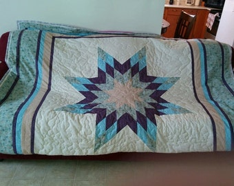 Custom Made Star Blankets/Quilts