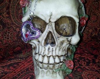 Floating Gem/Charm Necklace/Pendant