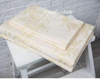 Tencel cotton bed sheets set Full Flat sheets Twin bed sheets Queen bed sheets King bed sheets California king bed sheets bedding SEAMLESS