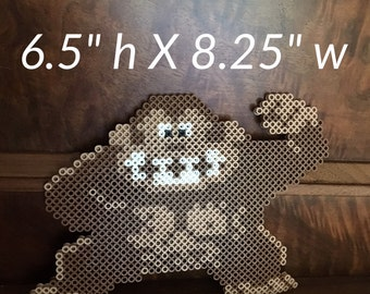 Donkey Kong pixel art sprite