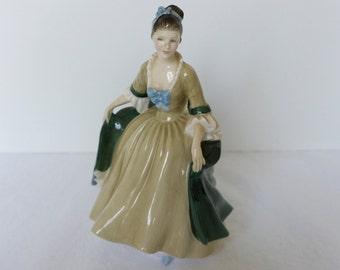 Vintage Royal Doulton Elegance Figure
