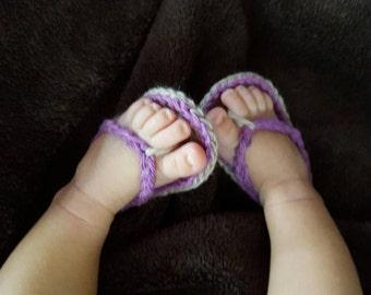 Between the toes flip flops
