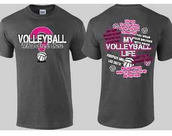 What Else? - Volleyball T-shirt