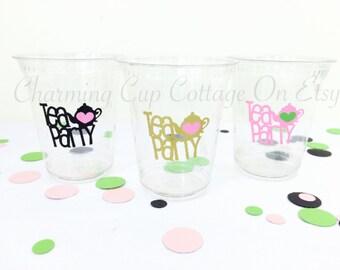 Tea Party Cups/Tea Cup Party/Theme/Tea Cup Party Theme/Tea Party Cups/Tea Cup Party/Tea Party/Garden Party/Party Supplies/Tea Party Ideas