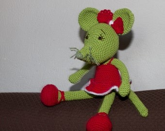 Mimi green mouse