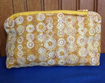 Small Fabric Zipper Bag