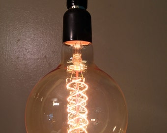 Vintage light pendant
