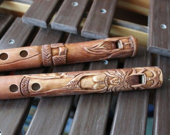 "Wooden flute A ""Mara and Tur"""