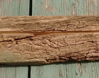 Pine Log Stand
