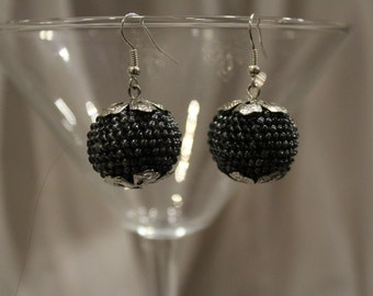 earrings of 50 shades of gray