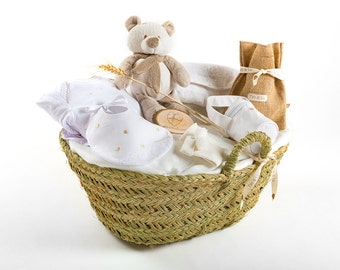 BASKET OF BABY