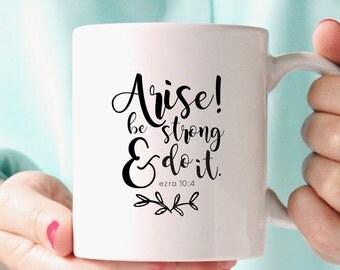 arise mug