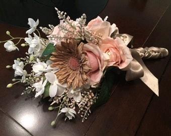 Cutom Bridal Bouquet
