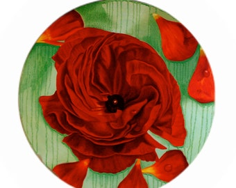 Love Profusion (Red flower)