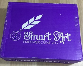 Smart Art Subscription Box