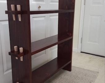 Flat Pack Bookshelf