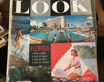 LOOK magazine from April, 14, 1959