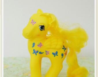 Vintage My Little Pony Dancing Butterflies