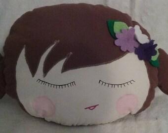 doll pillow