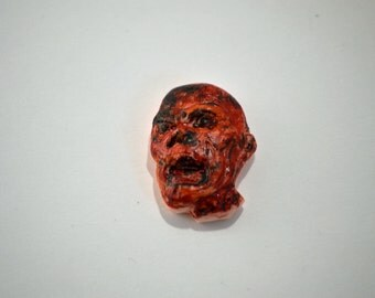 Zombie Cupcake Topper/Fondant