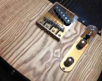 Baize Anthony Guitars LJ-01 Std Model Tele Style Guitar