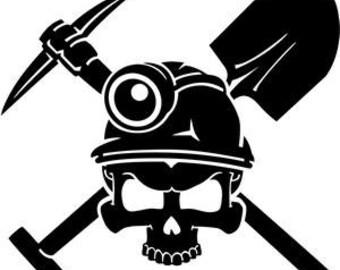 Skull miner